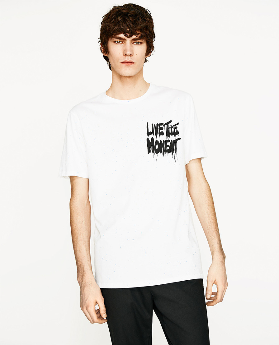 Vans Off The Wall T-Shirt In p 11